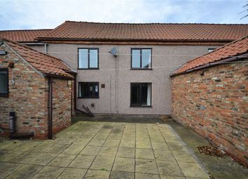 Thumbnail 2 bed terraced house for sale in Flatgate, Howden