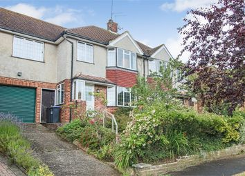 Thumbnail 5 bed semi-detached house for sale in Blount Avenue, East Grinstead, West Sussex