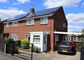 Thumbnail 3 bedroom semi-detached house for sale in Queensway, Grantham