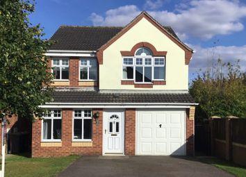 Thumbnail 4 bed detached house for sale in Wakefield Close, Bracebridge Heath