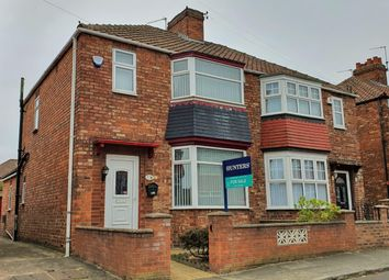 Thumbnail 3 bed semi-detached house for sale in Suffolk Road, Linthorpe
