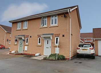 Thumbnail 3 bedroom semi-detached house for sale in Parkland Crescent, Kingswood, Hull