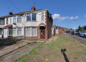 Thumbnail 3 bed end terrace house for sale in Wold Road, Hull, East Yorkshire