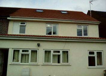 Thumbnail 9 bed end terrace house to rent in Straight Road, London