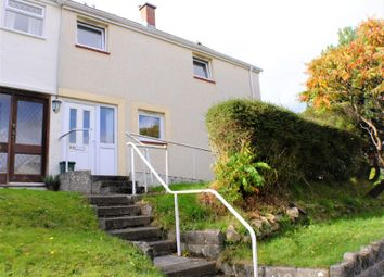 Thumbnail 3 bed terraced house to rent in Woodland Avenue, West Cross, Swansea