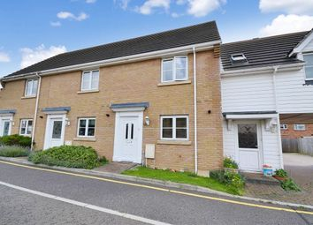 Thumbnail 2 bedroom terraced house for sale in Holm Drive, Dunmow