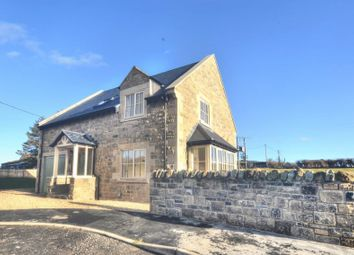 Thumbnail 4 bed detached house for sale in Chatton, Alnwick