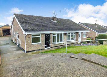 Thumbnail 3 bed bungalow for sale in Bamford Road, Inkersall, Chesterfield, Derbyshire