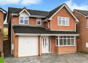 Thumbnail 4 bed detached house for sale in Brook Meadow, Shawbirch, Telford