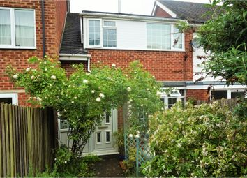 Thumbnail 3 bedroom terraced house for sale in Vicarage Close, Steeple Claydon