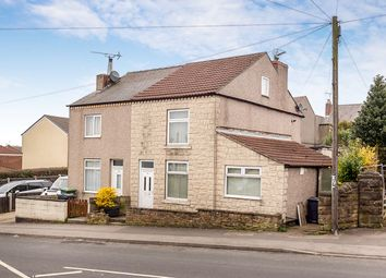 Thumbnail 2 bed terraced house for sale in Greenhill Lane, Leabrooks, Alfreton, Derbyshire