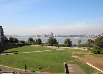 Thumbnail 3 bed flat for sale in Tideslea Path, Thamesmead