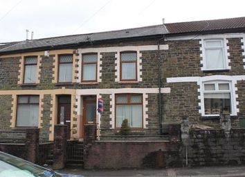 Thumbnail 3 bed terraced house for sale in North Road, Ferndale, Rhondda Cynon Taff.
