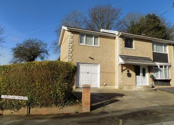 Thumbnail 4 bed semi-detached house for sale in 1 Sunnyland Crescent, Skewen, Neath, Neath Port Talbot.
