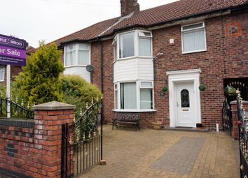 Thumbnail 3 bed terraced house for sale in Pilch Bank Road, Liverpool