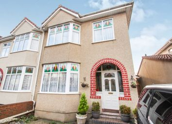 Thumbnail 4 bed semi-detached house for sale in Fitzroy Road, Fishponds