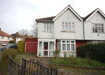 Thumbnail 3 bedroom semi-detached house for sale in Fursby Avenue, Finchley