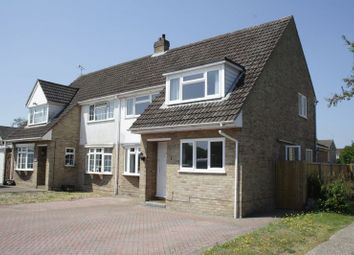 Thumbnail 4 bedroom semi-detached house to rent in Rosewood, Woodley, Reading