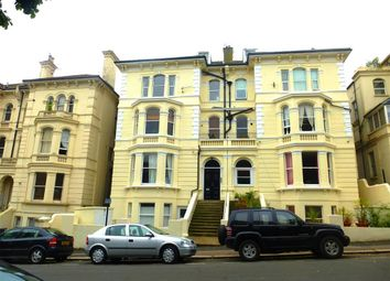 Thumbnail 2 bed flat to rent in Cornwallis Gardens, Hastings