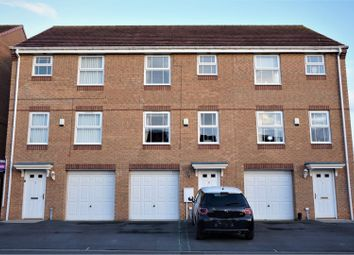 4 bed terraced house for sale in Darbyshire Close, Stockton-On-Tees TS17