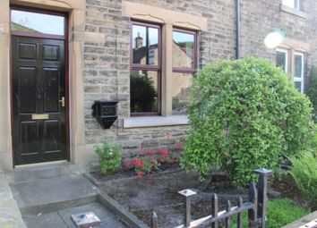 Thumbnail 3 bed end terrace house for sale in Sheffield Road, Glossop