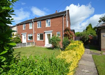 Thumbnail 2 bedroom semi-detached house to rent in St James Road, Cannock