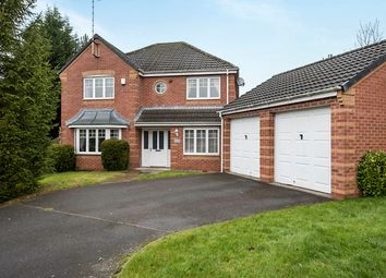Thumbnail Detached house for sale in Ryknield Hill, Denby, Ripley