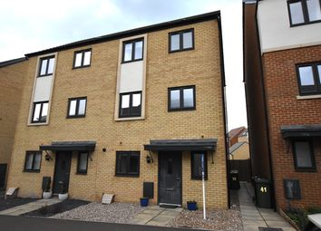 Jones Hill, Peterborough PE7. 4 bed town house for sale