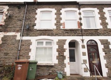 Thumbnail 1 bed terraced house for sale in School Street, Llanbradach, Caerphilly