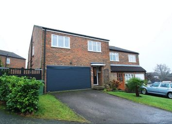 Thumbnail 4 bed detached house for sale in Orchard Hill, Rudgwick, Horsham