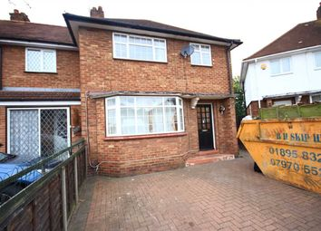 Thumbnail 3 bed semi-detached house to rent in Bryony Close, Uxbridge