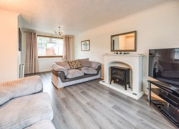 Thumbnail 2 bed flat for sale in Broomlands Road, Dreghorn, Irvine
