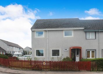 Thumbnail 3 bed end terrace house for sale in Smithton Park, Inverness