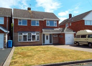 Thumbnail 4 bed detached house for sale in Greenhill Lane, Wheaton Aston, Stafford, Staffordshire