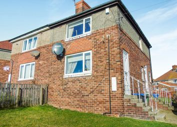 Thumbnail 3 bedroom semi-detached house for sale in Thorpe Crescent, Horden, Peterlee