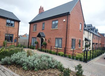Thumbnail 4 bed detached house for sale in Duddell Street, Lawley Village, Telford