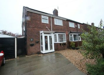 Thumbnail 3 bed semi-detached house for sale in Ashwell Road, Wythenshawe, Manchester