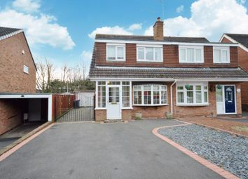 3 bed semi-detached house for sale in Swinburne Close, Sutton Heights, Telford, Shropshire. TF7