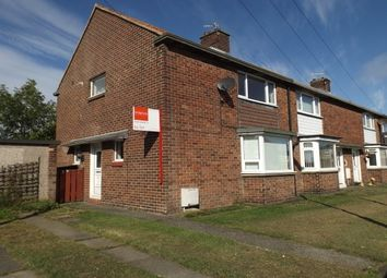 Thumbnail 2 bed terraced house to rent in Millfield, Seaton Sluice, Whitley Bay