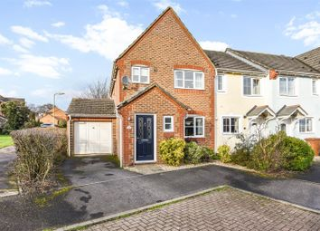 3 bed end terrace house for sale in Lubeck Drive, Andover SP10
