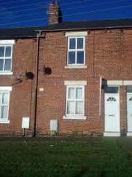 Thumbnail 2 bed terraced house to rent in Allan Street, Easington, Easington Colliery