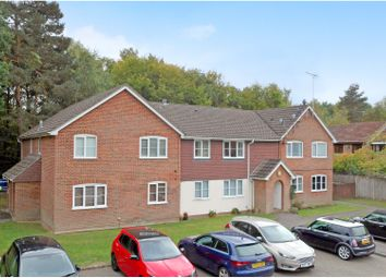 Thumbnail 1 bed flat for sale in Albert Road, Bagshot