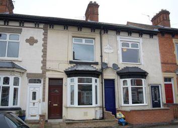Thumbnail 3 bed terraced house for sale in Bassett Street, Wigston