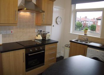 Thumbnail 2 bed flat to rent in Buckthorne Grove, High Heaton, Newcastle Upon Tyne
