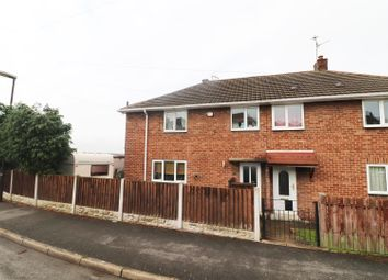 Thumbnail 3 bed semi-detached house for sale in Iron Cliff Road, Bolsover, Chesterfield