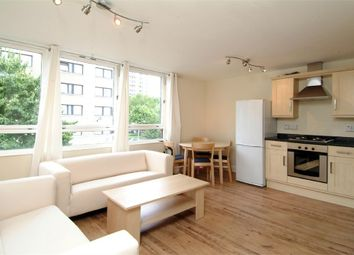 Thumbnail 4 bed flat to rent in Fraser Court, Surrey Lane, Battersea, London