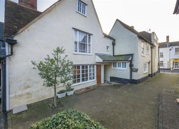 Thumbnail 3 bed town house for sale in Magdalen Road, Hadleigh, Suffolk