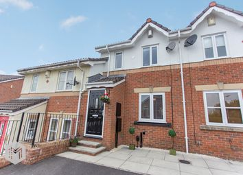 Thumbnail 2 bedroom town house for sale in Embsay Close, Bolton
