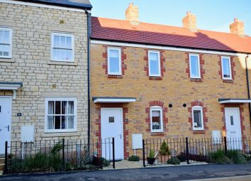 Thumbnail 2 bedroom terraced house for sale in Amors Drove, Sherborne