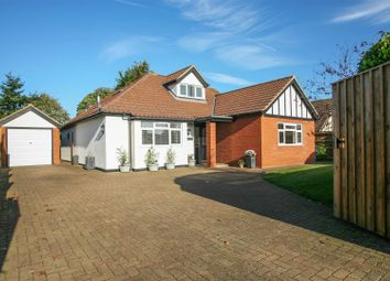 Thumbnail 5 bed detached house for sale in Foxhall Road, Ipswich